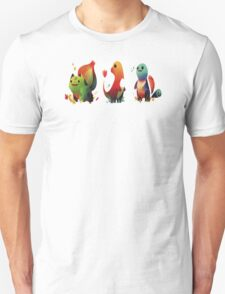 Pokemon  (3) T-Shirt