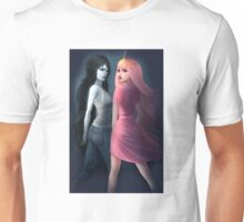 Marceline and Princess Bubblegum Unisex T-Shirt