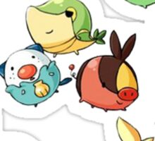 Pokemon cute Sticker