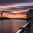 Glasgow Harbour by scottalexander