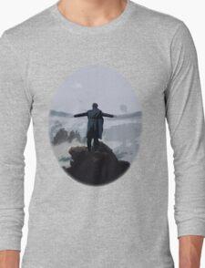 Sherlock above the Sea of Fog Long Sleeve T-Shirt