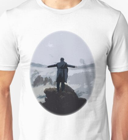 Sherlock above the Sea of Fog Unisex T-Shirt