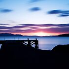 Portencross by scottalexander