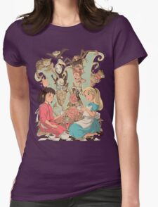 Wonderlands Womens Fitted T-Shirt