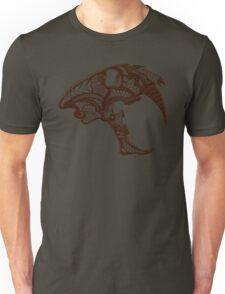 Sabre Tooth Tiger Skull Unisex T-Shirt