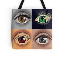 We've all got different sides to us Tote Bag