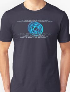 Blue Lantern's light T-Shirt