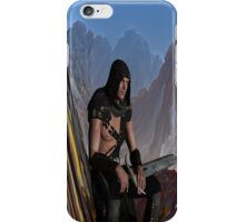 Lost Warrior iPhone Case/Skin