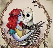 Live Like Jack and Sally by AshleyRArtistry