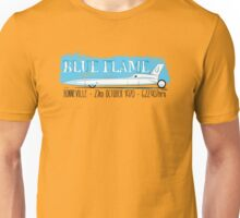 Blue Flame Land Speed Record Car Unisex T-Shirt