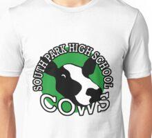 South Park High Cows Shirt Design Unisex T-Shirt