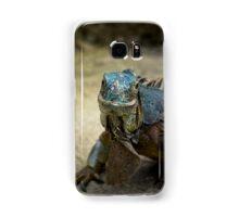 Handsome Iguana Samsung Galaxy Case/Skin