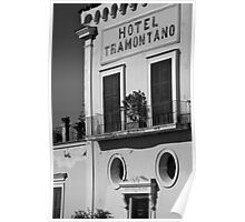 Hotel Tramontano Poster