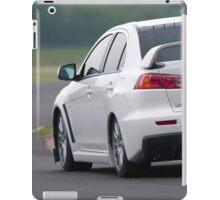 Mitsubishi Evo FQ360 iPad Case/Skin