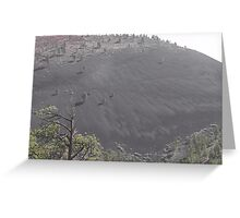 Ash Mountain Greeting Card