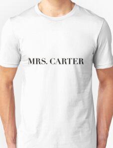 Mrs. Carter T-Shirt