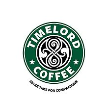 """""""Timelord Coffee"""" Phone Case by SimplyObsessed"""