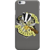 Hufflepuff Quidditch Pride iPhone Case/Skin