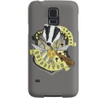Hufflepuff Quidditch Pride Samsung Galaxy Case/Skin