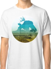 Inspired By True Detective I Classic T-Shirt