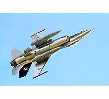 Luftforsvaret F-16AM Fighting Falcon 686 Photographic Print
