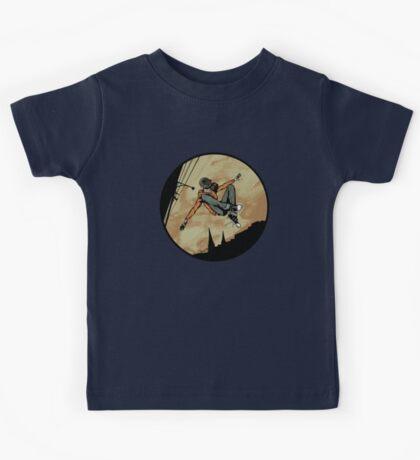 Leroy! (for colour shirts) Kids Tee