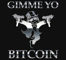 Gimme Yo Bitcoin Chrome by NibiruHybrid