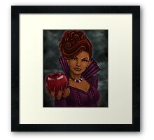 The Dreaded Queen Framed Print