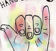 Hang Loose by Lauren Gillman
