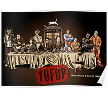TOFOP- Last Supper Poster