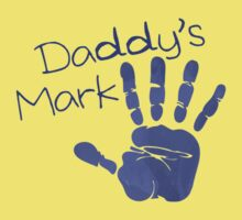 I am Daddy's mark Kids Tee