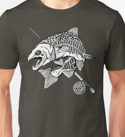 Zombie Trout Unisex T-Shirt