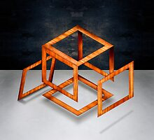 Cube Construct by YoPedro