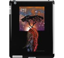 African Elephant Preistess iPad Case/Skin
