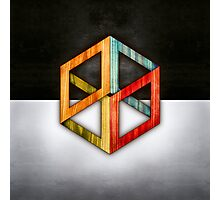 Open Box RGB Photographic Print