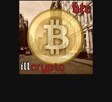 Bitcoin - BTC ill crypto Unisex T-Shirt