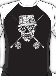 Fishing Zombie T-Shirt