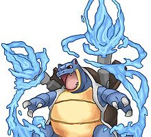 Blastoise by SansTache