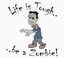 Be a Zombie by dcroffe