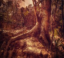 Coba Tree by Bendinglife