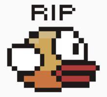 RIP Flappy Bird Kids Tee
