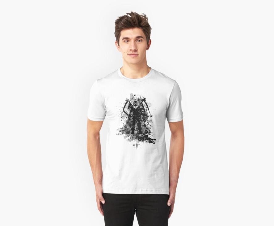 Sick to my Bones t-shirt by nomattsland