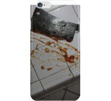 Cleaver  iPhone Case/Skin