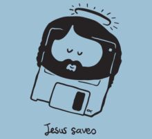 Jesus Saves! by creativepanic