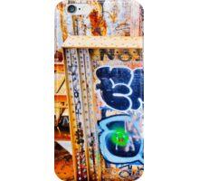 Charles river Graffiti  iPhone Case/Skin