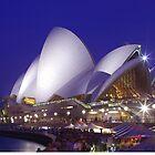 Sydney Opera House by rom01