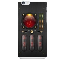 Music Box Amplifier 3 tubes  iPhone Case/Skin