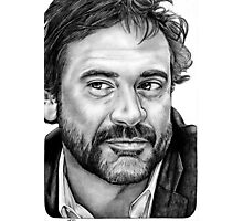 Jeffrey Dean Morgan Photographic Print