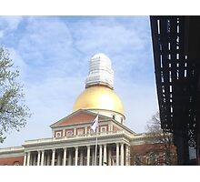 State House Prophylactic Photographic Print