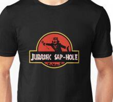 Jurassic Sap-Hole Unisex T-Shirt